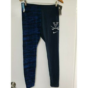 Virginia Cavaliers Nike Pants Women's Black/Navy J